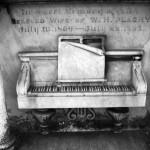 Snapshots: Ada's piano