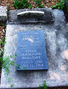 Saar Pioneer Cemetery