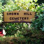 Crown Hill Cemetery, Seattle WA
